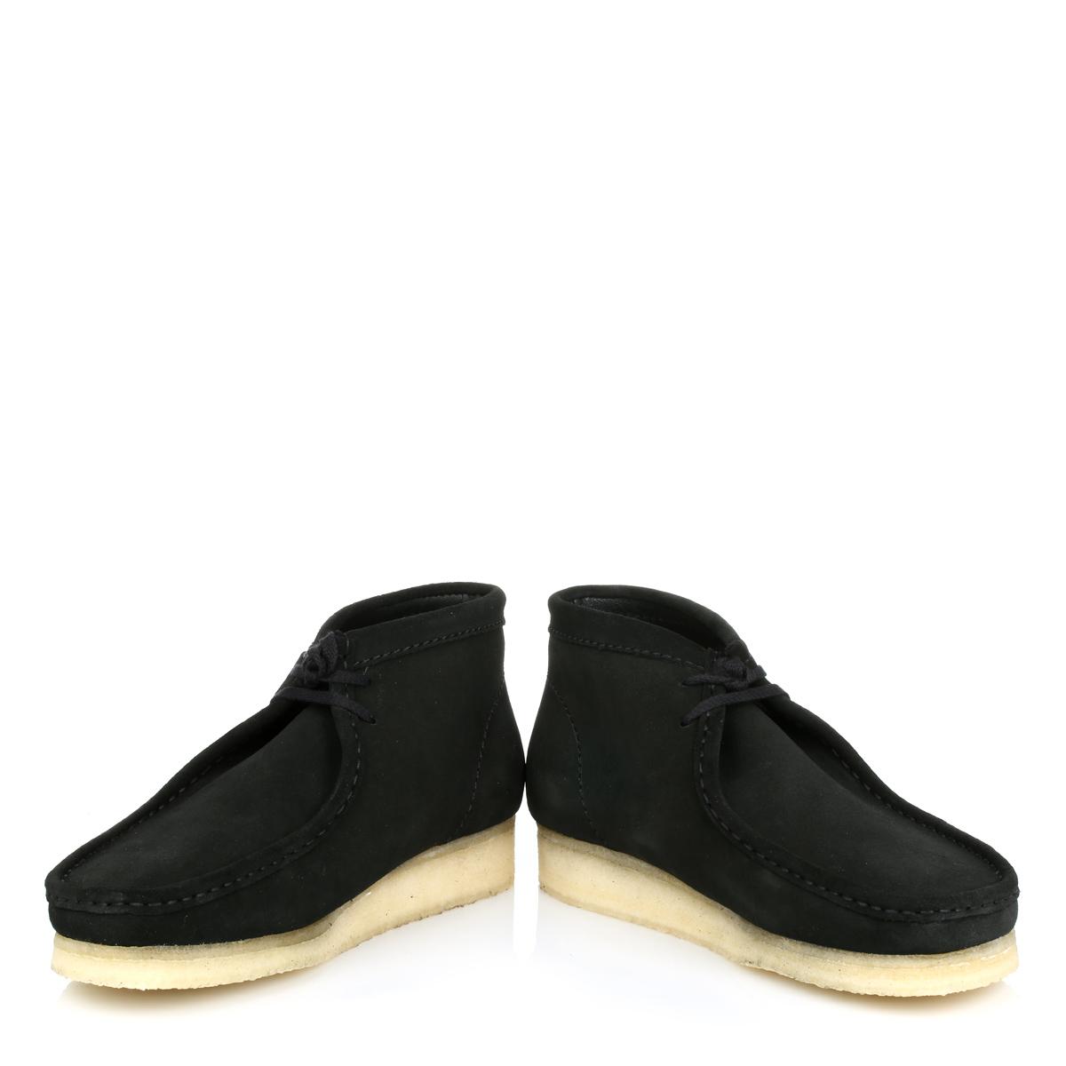 Tower Footwear Negro Wallabee Suede Zapatos-UK 11 6muVZ