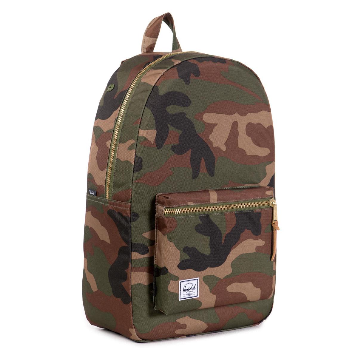 54560ec7fe8 Herschel Supply Co. Woodland Camo Settlement Backpack 828432082384 ...