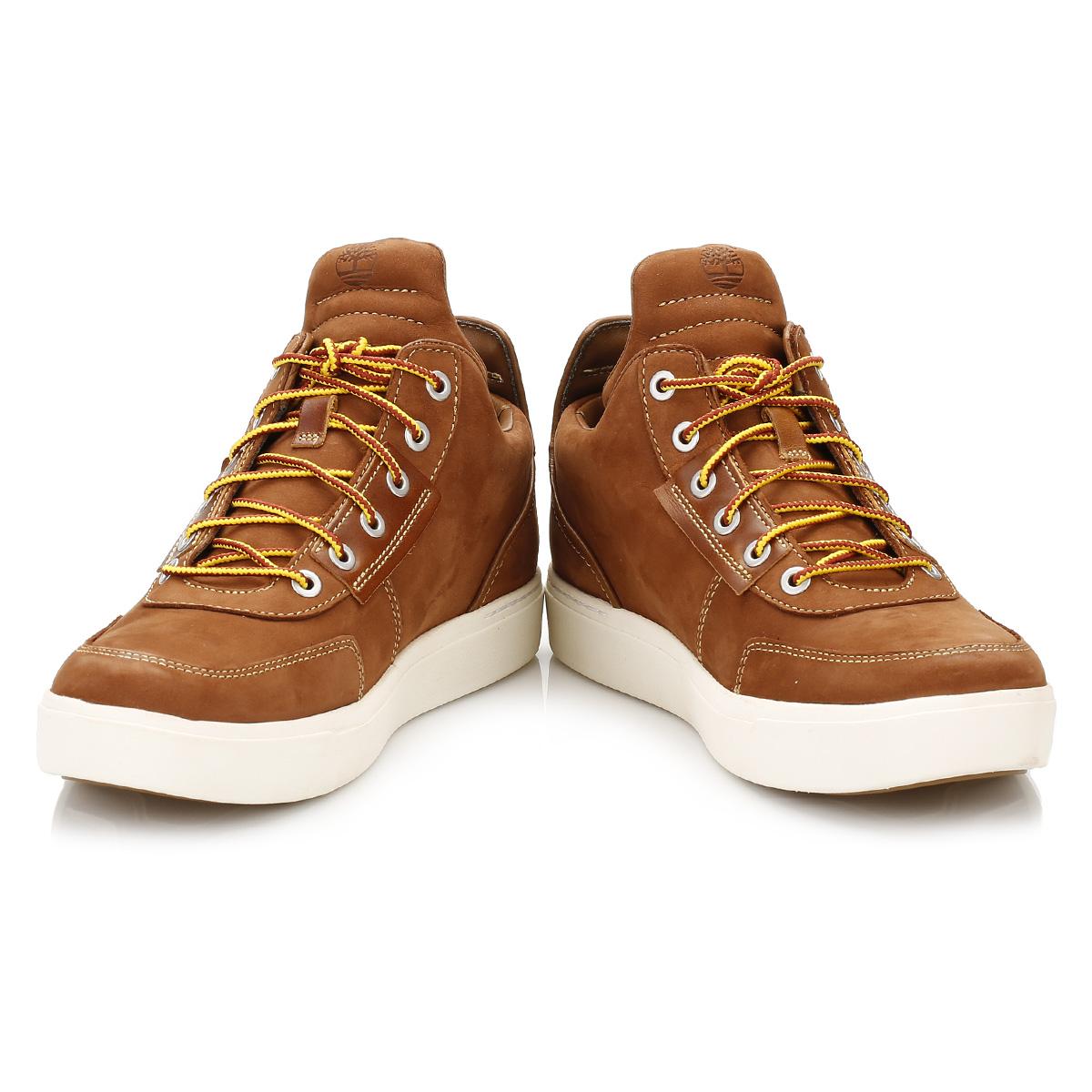 Timberlands-Mens-Amherst-High-Top-Chukka-Boots-Brown-
