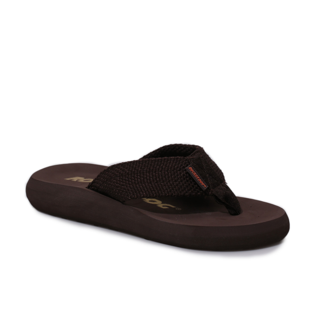 bde274572 Details about Rocket Dog Womens Sandal Toe Post Thong Sunset Webbing Brown  FlipFlop Shoes