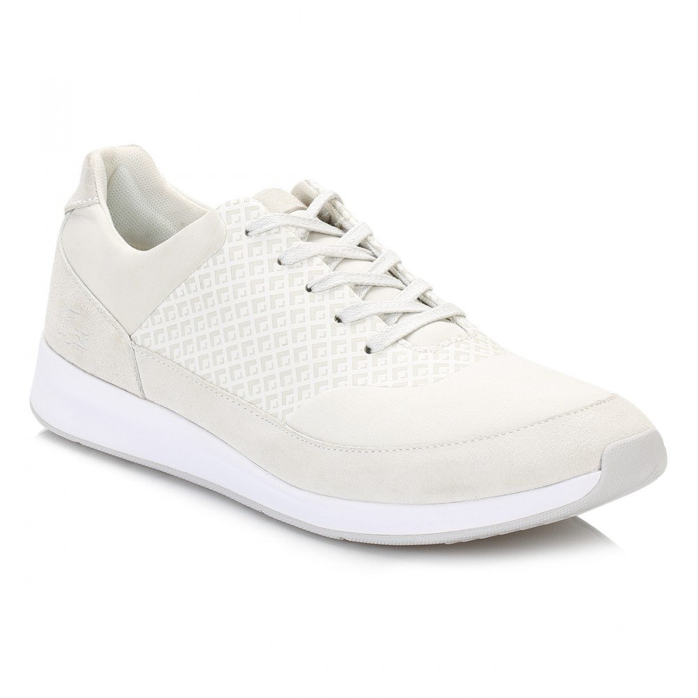 Lacoste Womens Joggeur Lace 416 1 Trainers, White or Black, Casual Sport  Shoes; Picture 2 of 9; Picture 3 of 9 ...