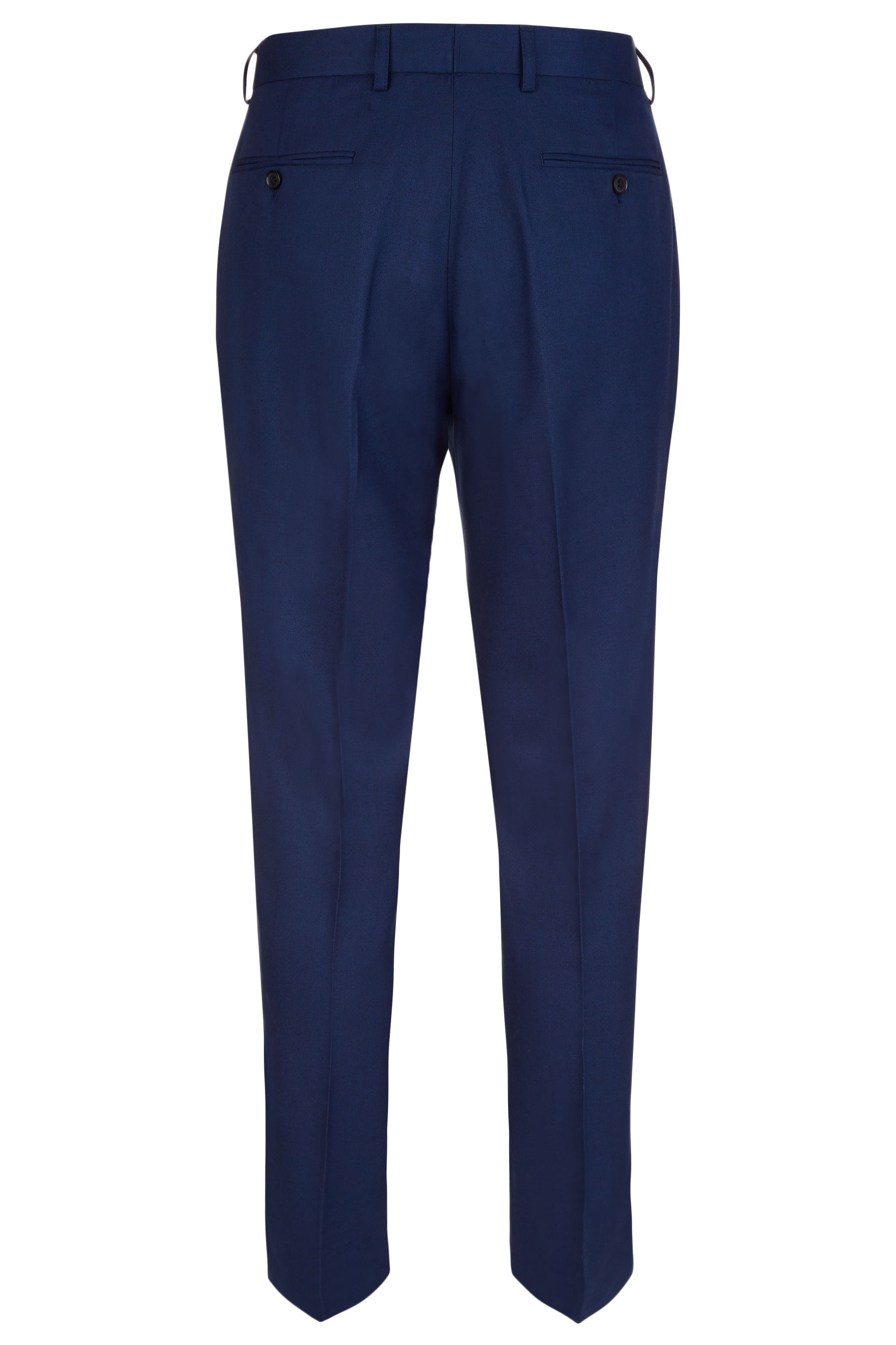 Moss Esquire Mens Navy Blue Suit Trousers Slim Fit Pleated Formal Pants   EBay