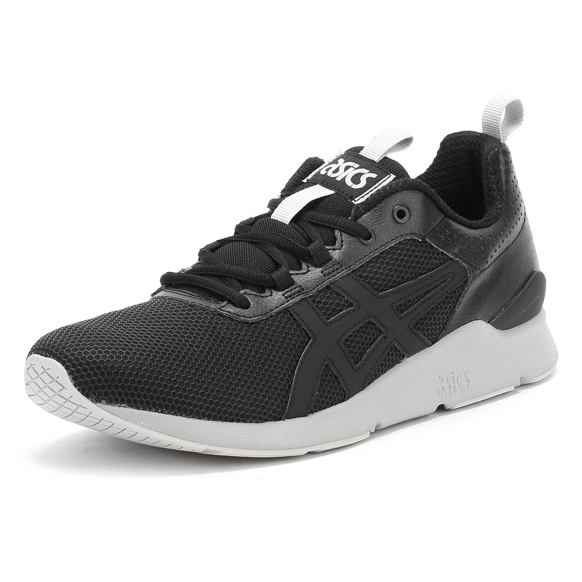 ASICS-Mens-Gel-Lyte-Runner-Trainers-Black-or-
