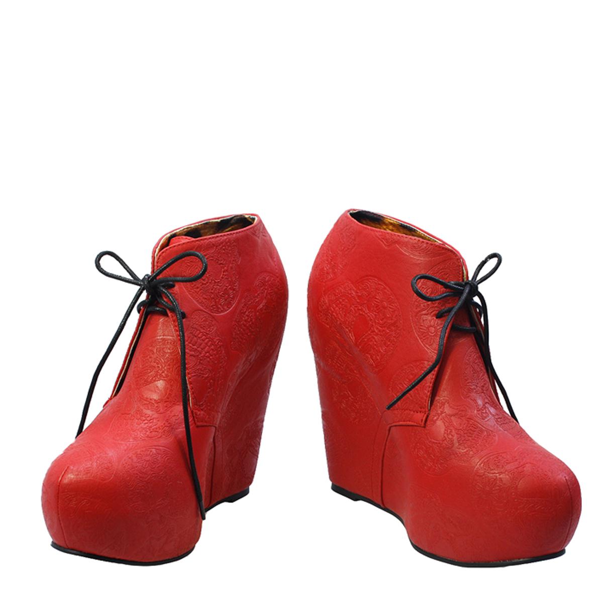 Iron Fist Wedge Shoes Uk