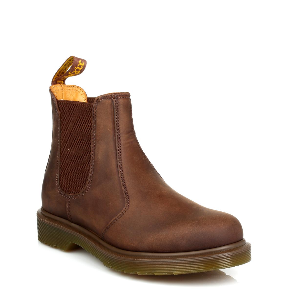 chelsea boots brun