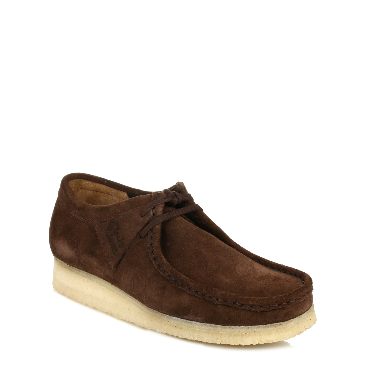 Clarks Mens Suede, Original Wallabees, 3 Colours, Suede, Mens Lace Up, Casual Moccasin Schuhes 0a2b5f