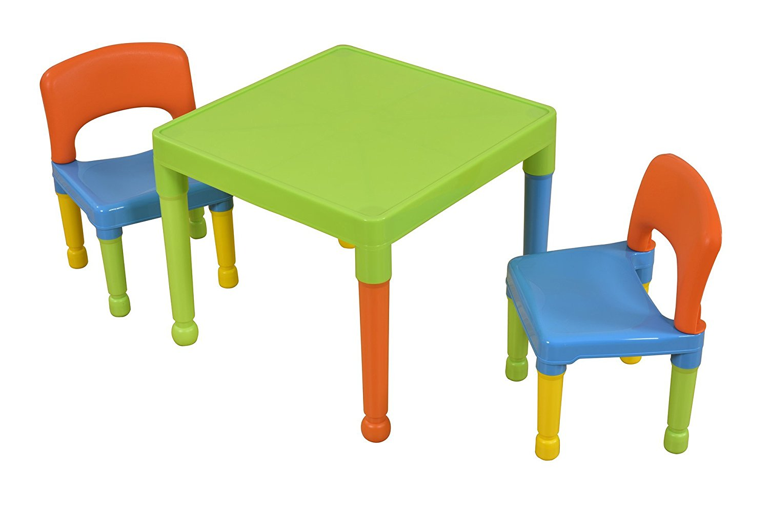 Sentinel Liberty House Toys Childrenu0027s Table 2 Chairs Set Plastic  Multi Colour Kids Play