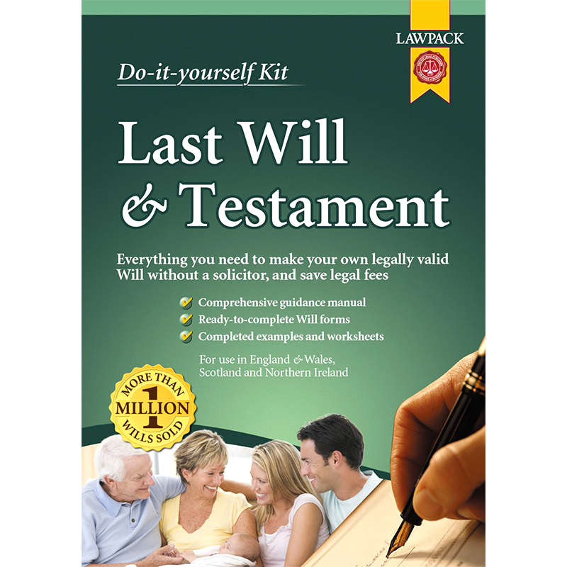 Lawpack last will testament kit with step by step guidance manual sentinel lawpack last will testament kit with step by step guidance manual english solutioingenieria Images
