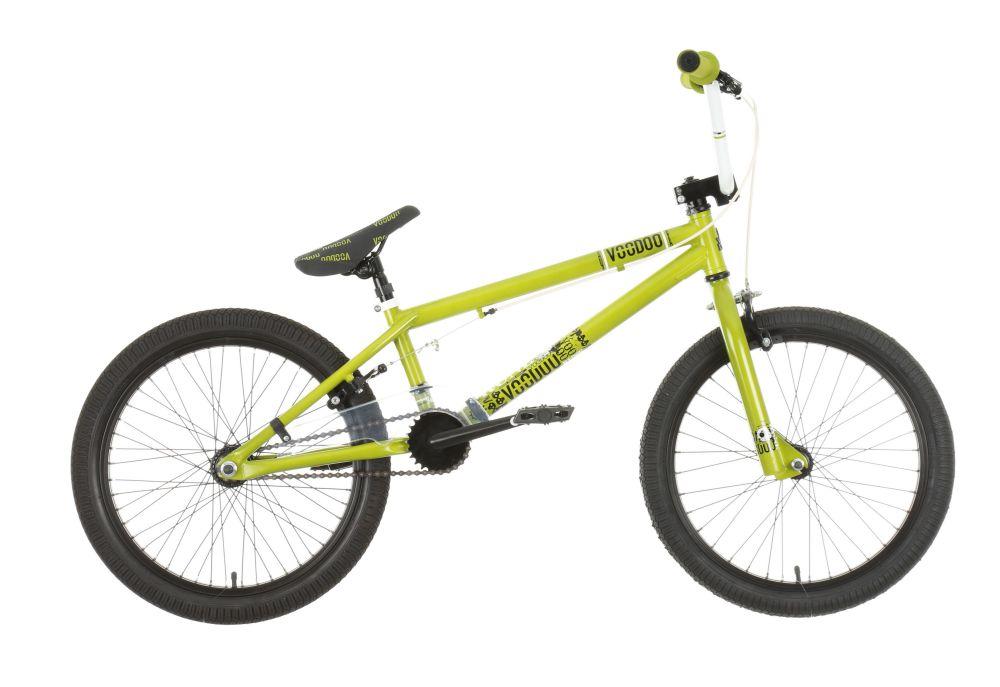 VooDoo Rune BMX Bike Bicycle - 25/9 Gearing / Rear Tektro U Brake ...