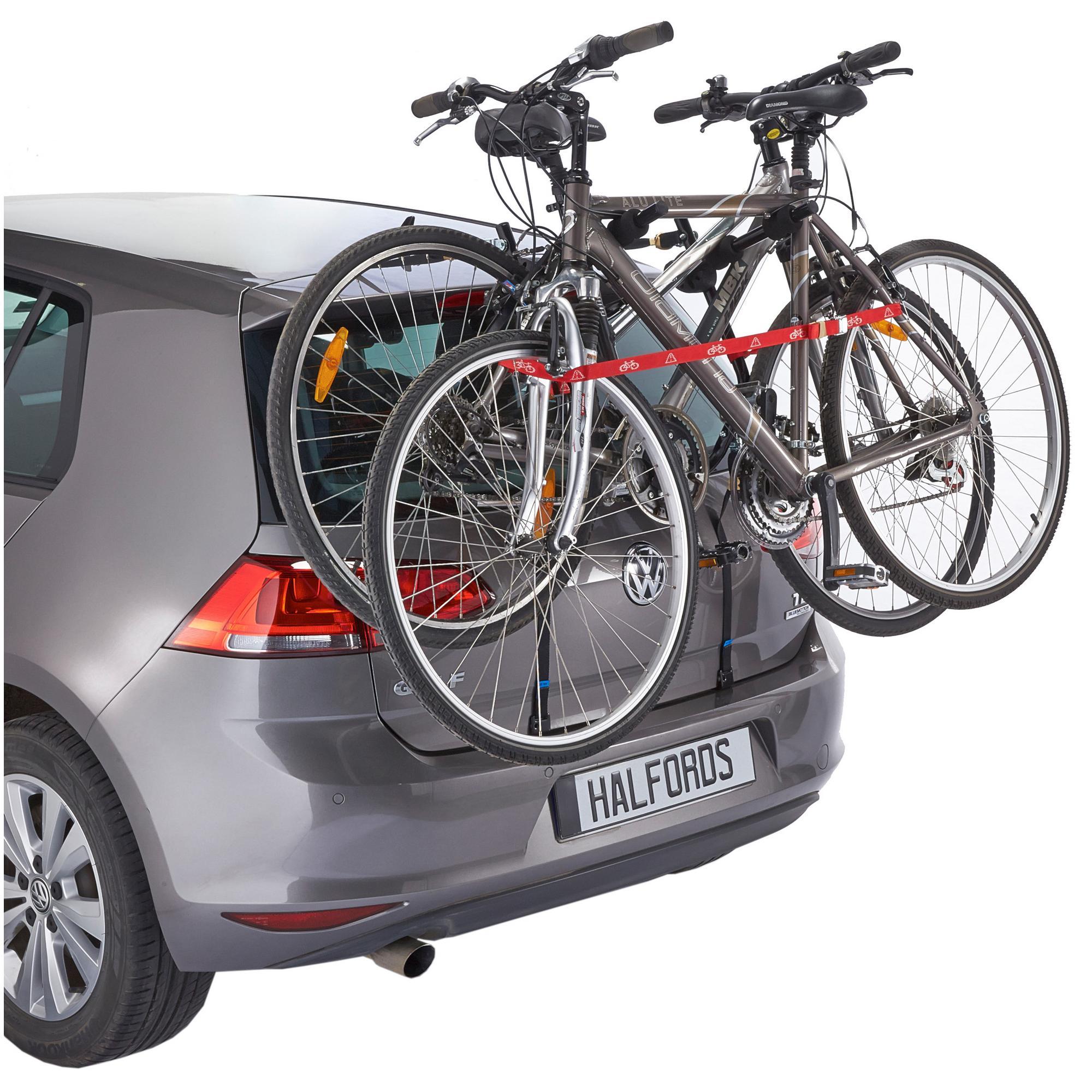 bmw bike rack instructions