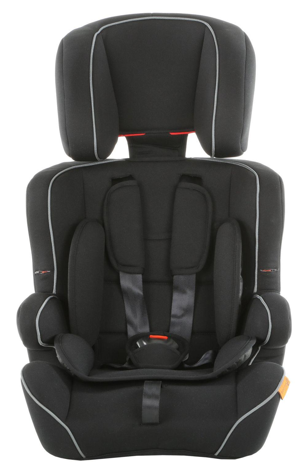 Halfords Essentials Group 123 Child Seat Group 1-3 / 9-36kg / 9 Mths