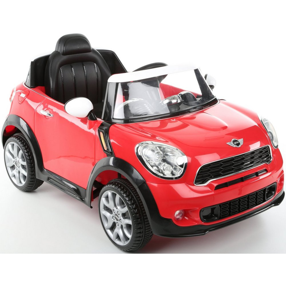 paceman mini cooper 6v children kids electric battery ride on car toy ebay