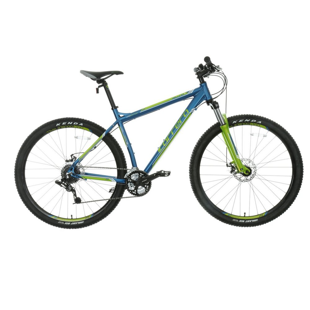 Carrera Hellcat Limited Edition 29er Mountain Bike Bicycle Alloy