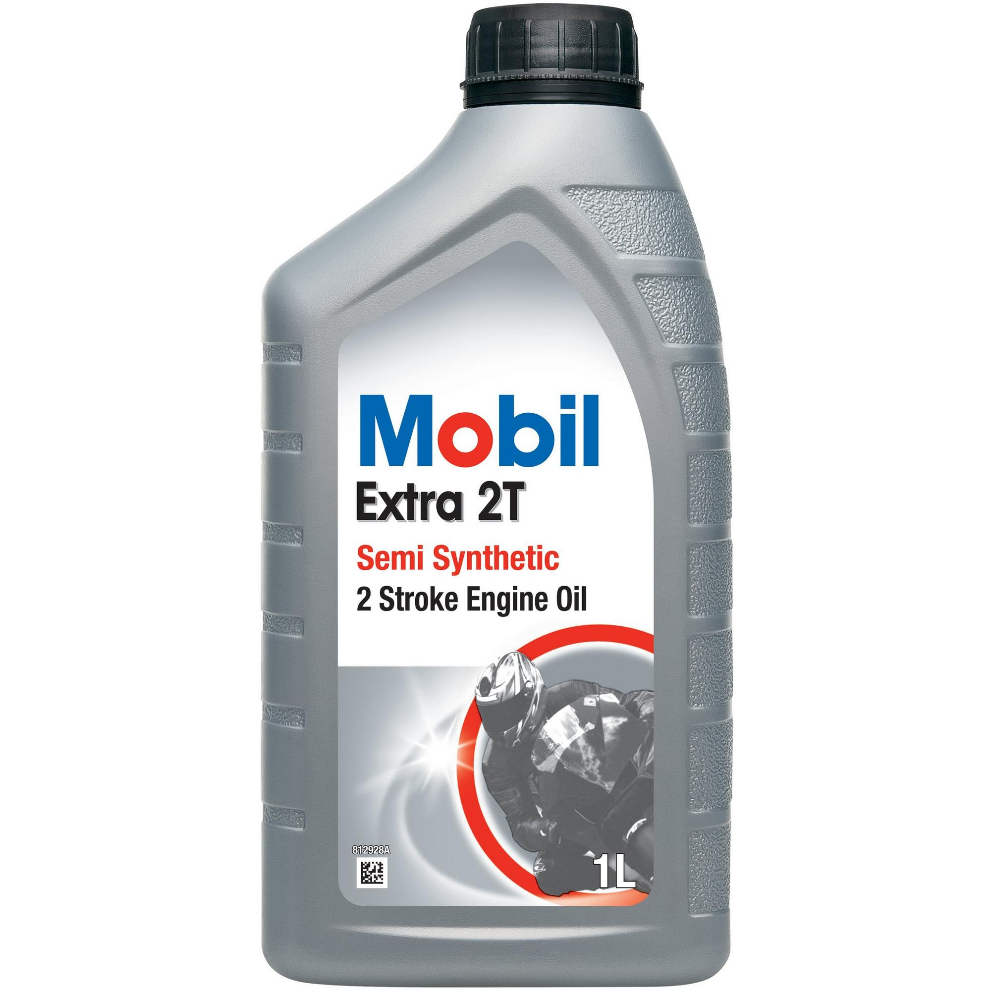 Mobil Extra 2T 2 Stroke Semi Synthetic Motorcycle Chain ...