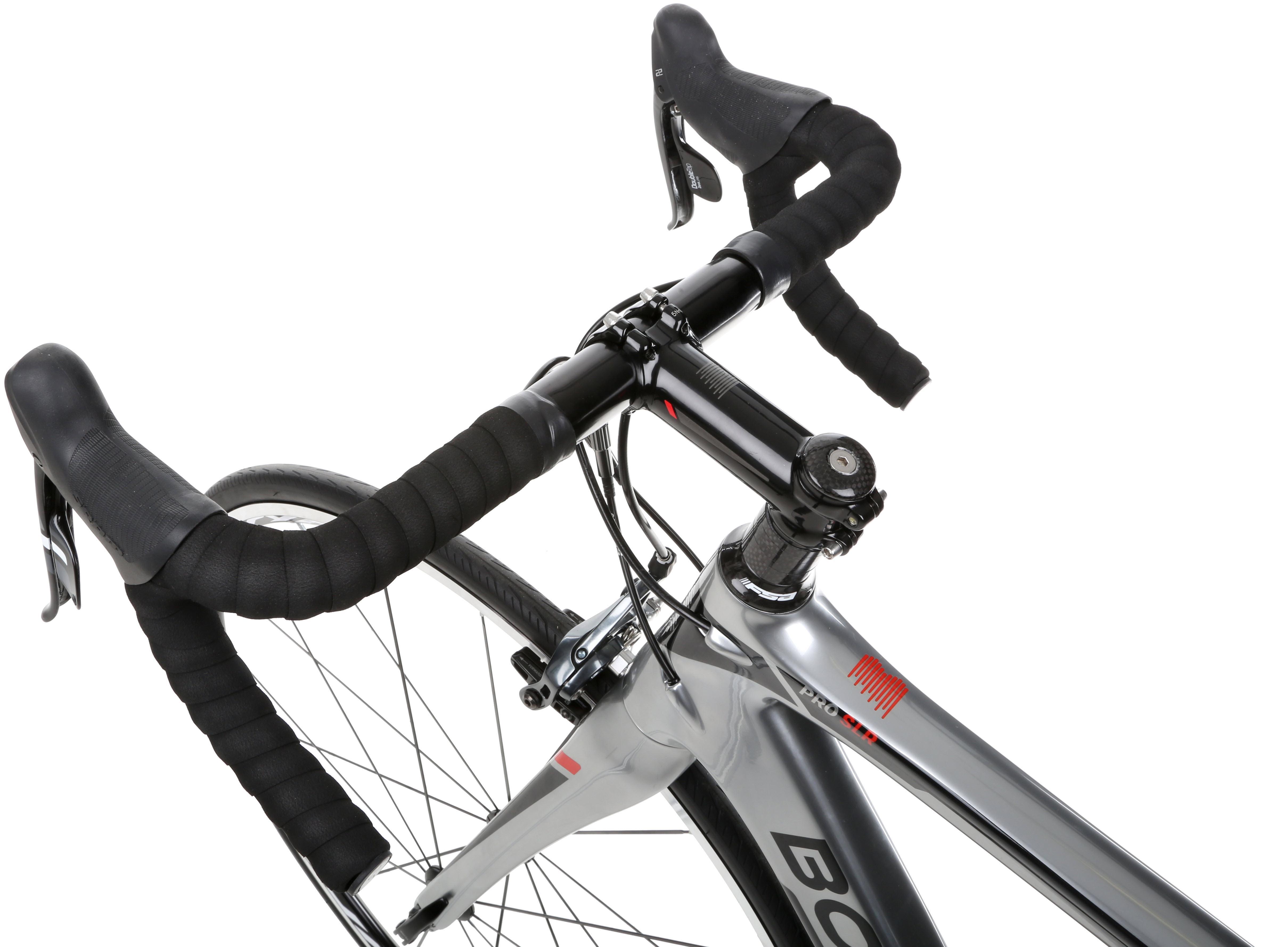 Boardman Road Pro Carbon Slr Bike Bicycle Silver 22 Speed Caliper