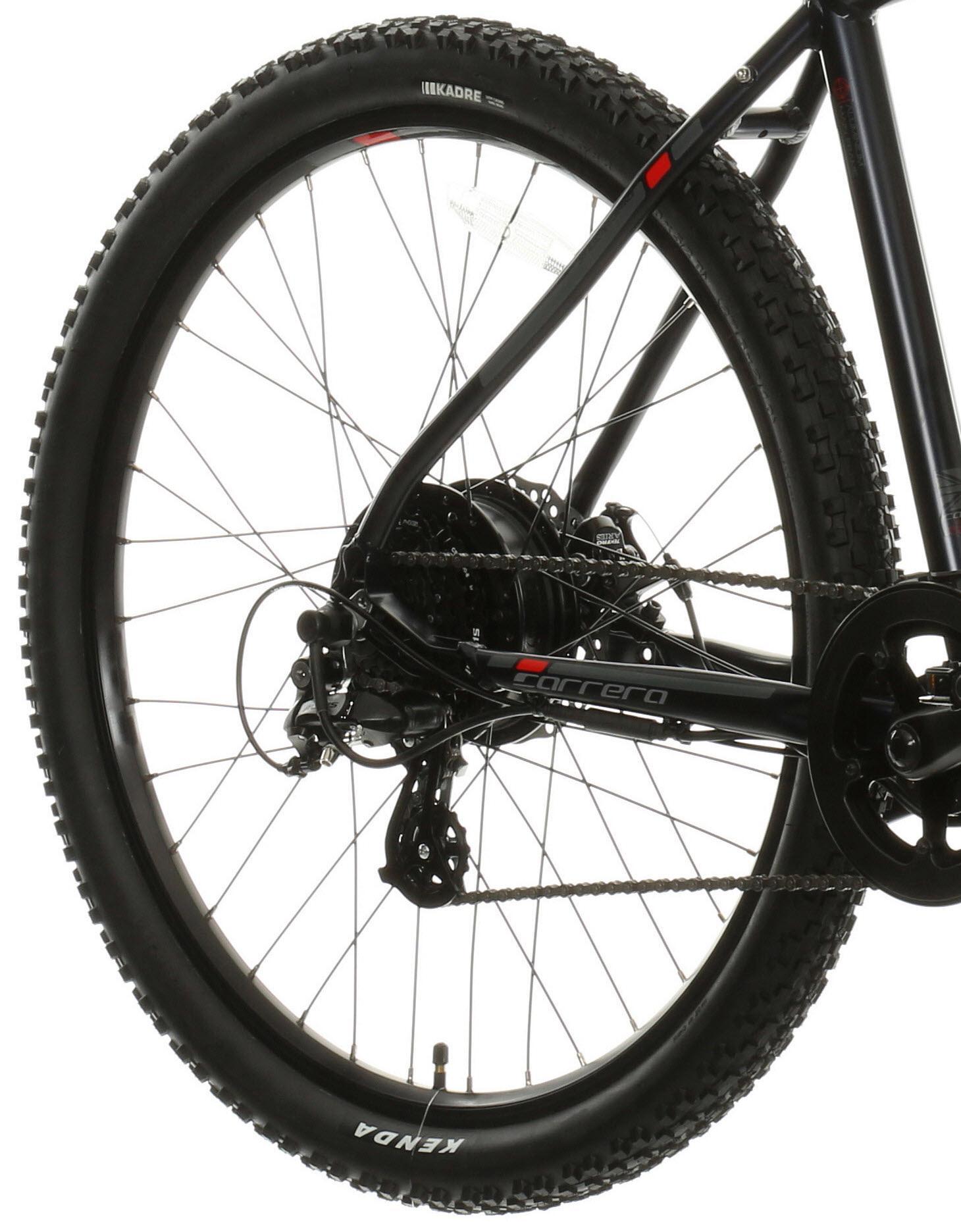Carrera Vengeance E Mens Electric Bike 27 5 Wheel Alloy Frame