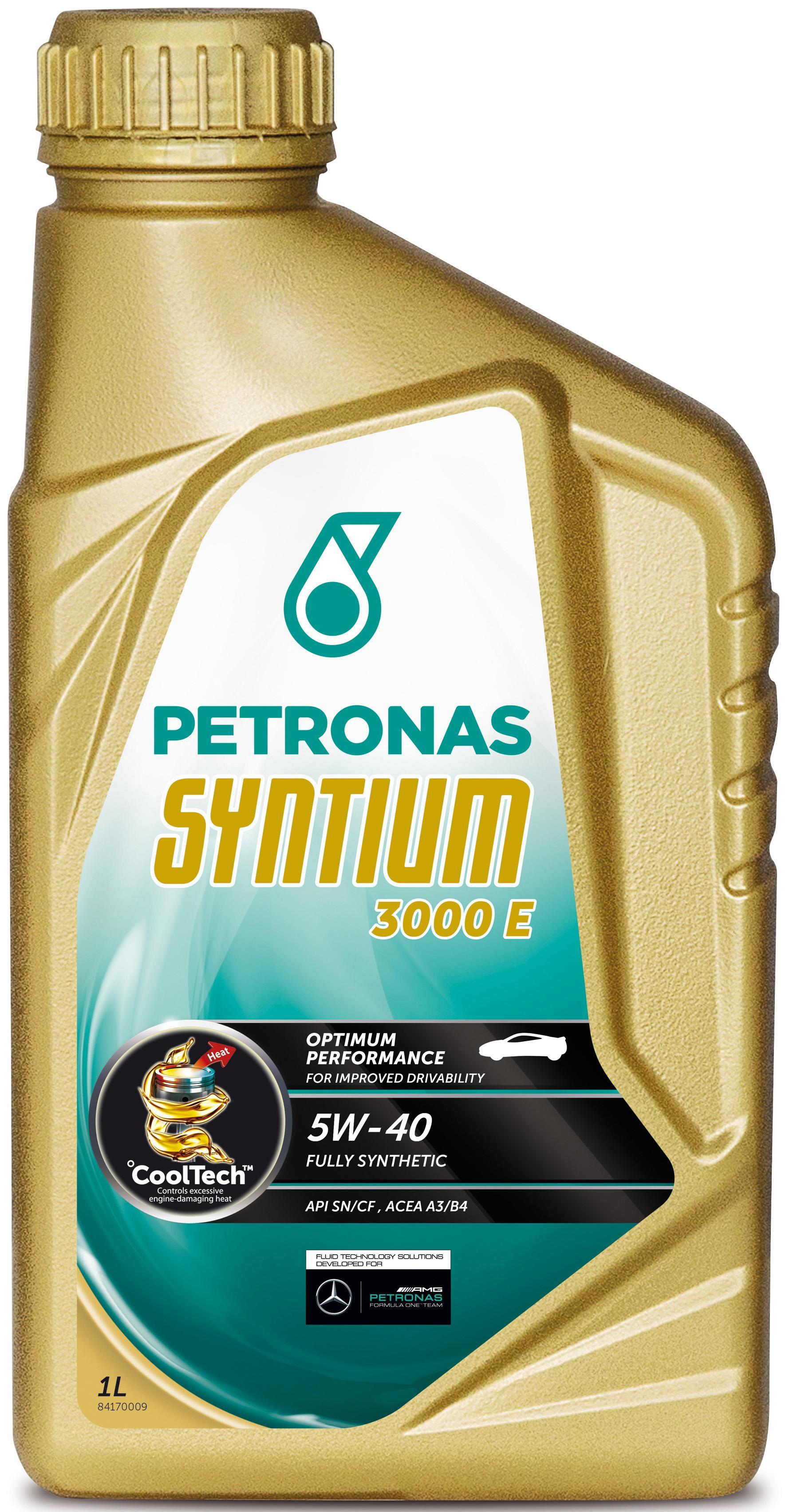petronas syntium 3000 e 1l car motor engine oil 1 litre. Black Bedroom Furniture Sets. Home Design Ideas