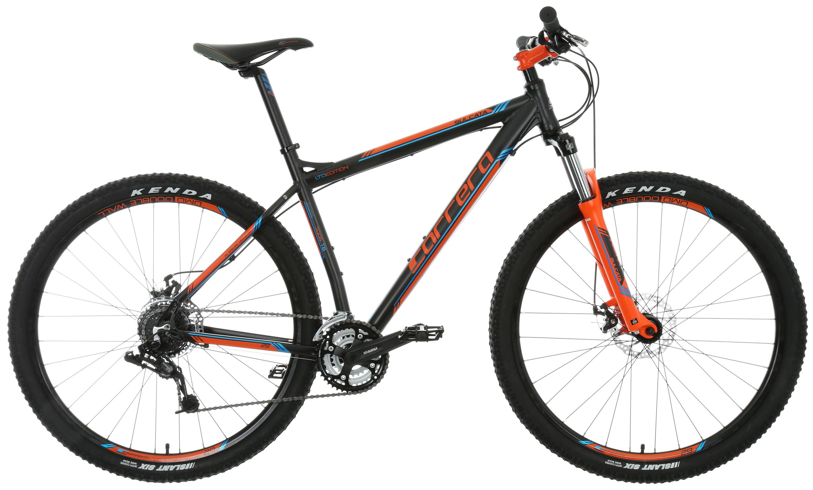 Carrera Sulcata MTB Mountain Bike 20\