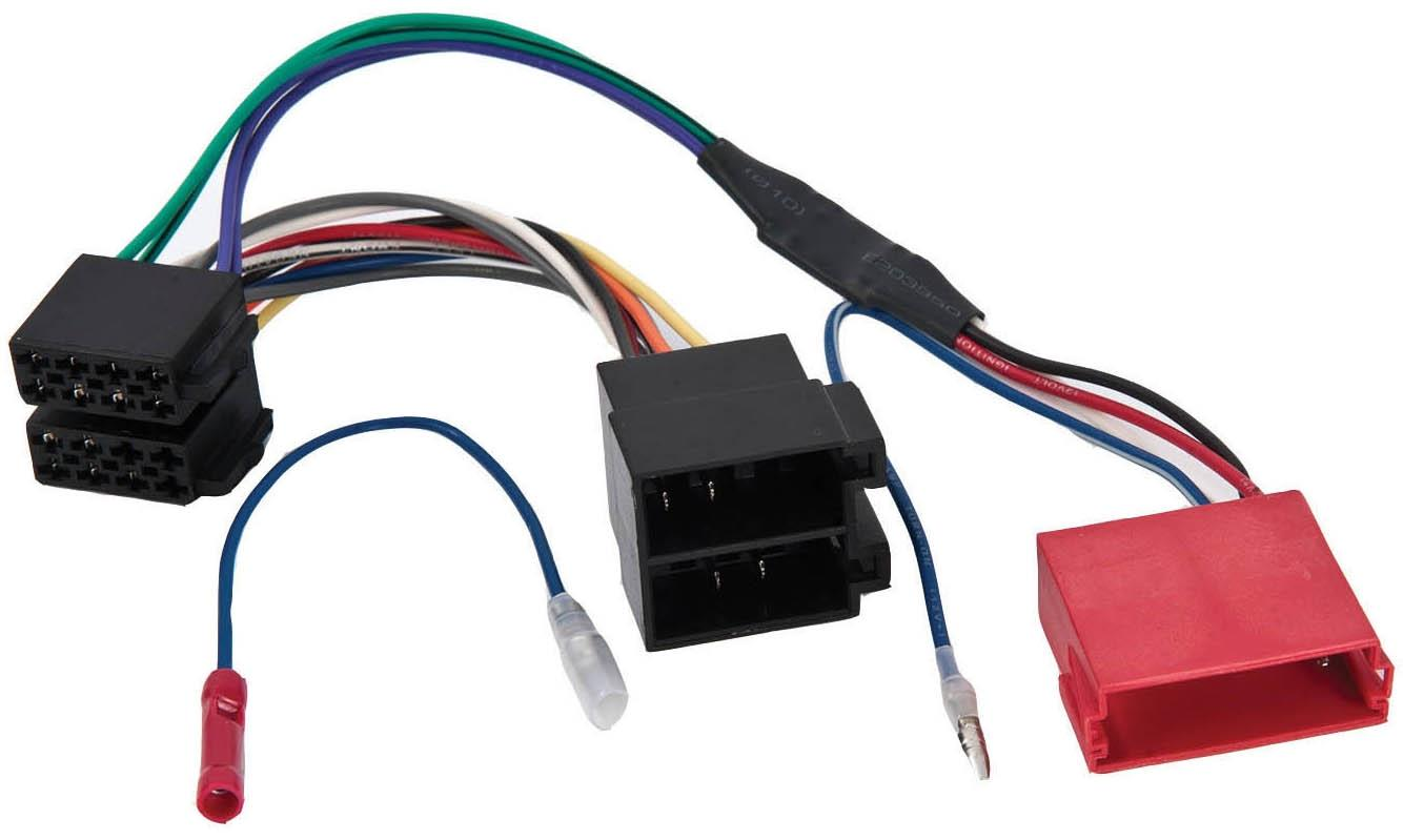 autoleads pc9 401 car audio active harness adaptor lead to speakers rh ebay co uk Wiring Harness Connector Plugs Wiring Harness Connector Plugs
