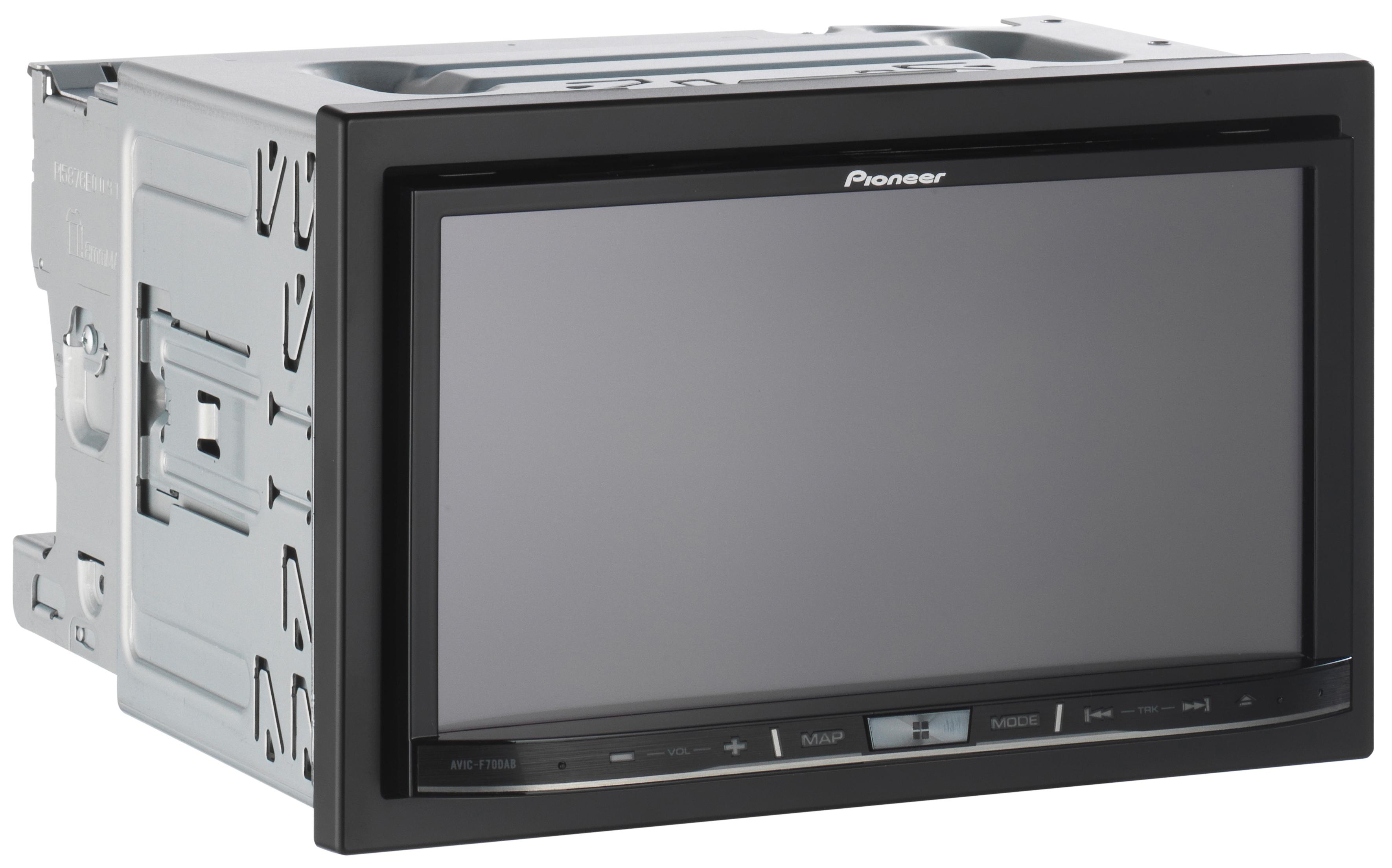 pioneer avic f70dab car stereo 7 touch screen apple. Black Bedroom Furniture Sets. Home Design Ideas