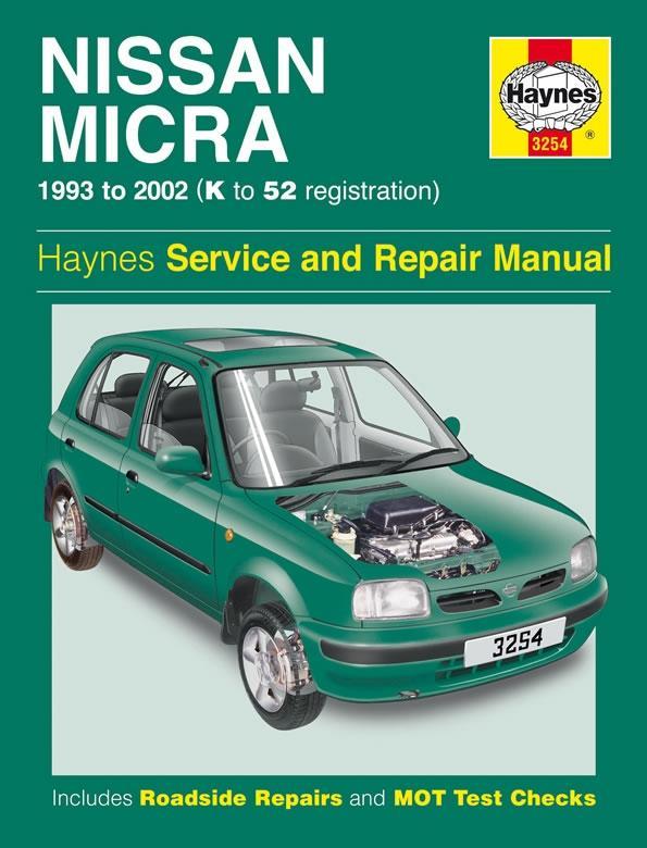 haynes service repair manual nissan micra 1993 2002 car vehicle rh ebay co uk nissan micra k10 service manual pdf nissan micra k10 repair manual free download