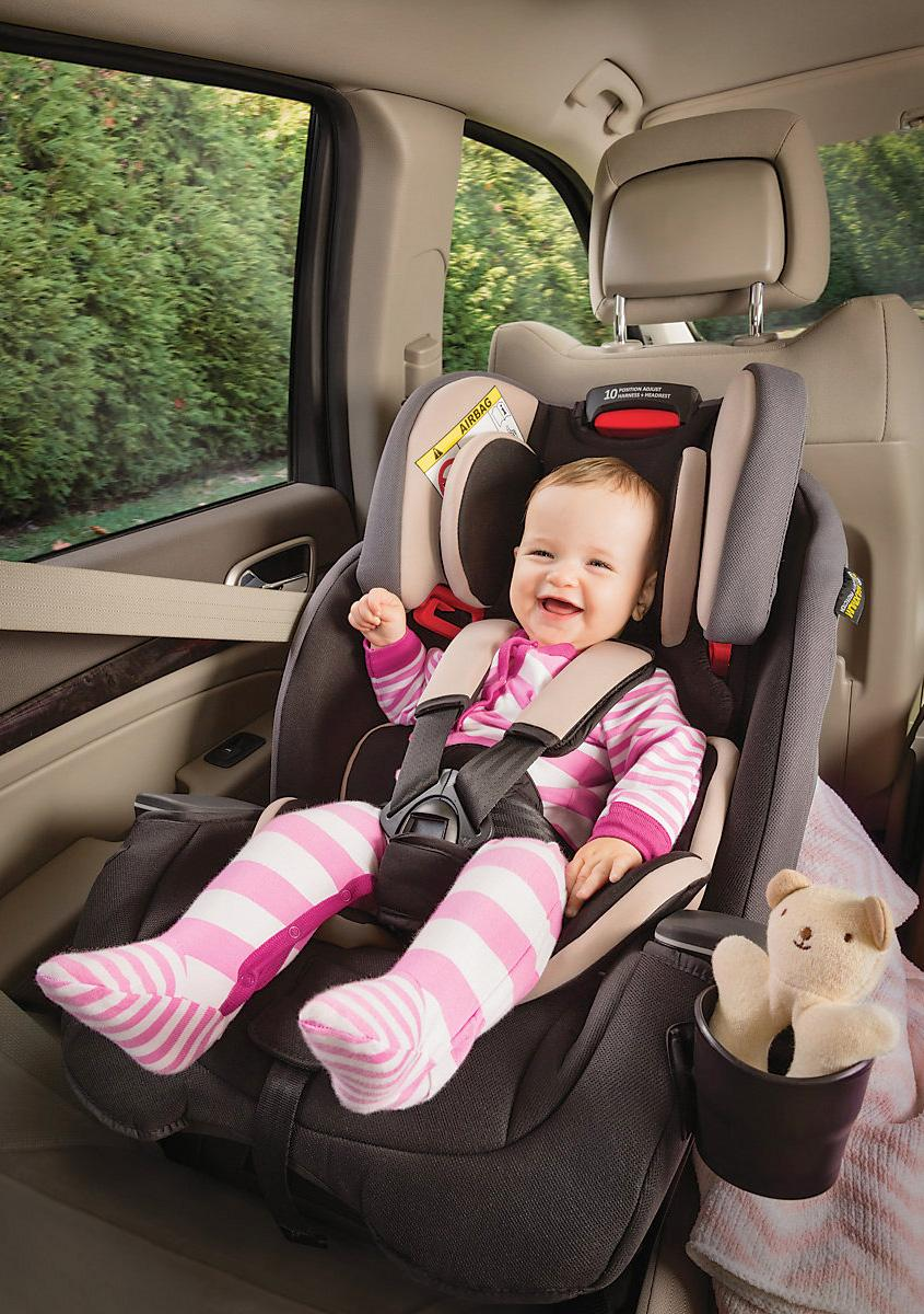 Graco Milestone All In One Baby Child Safety Car Seat Group 0+123 0 ...