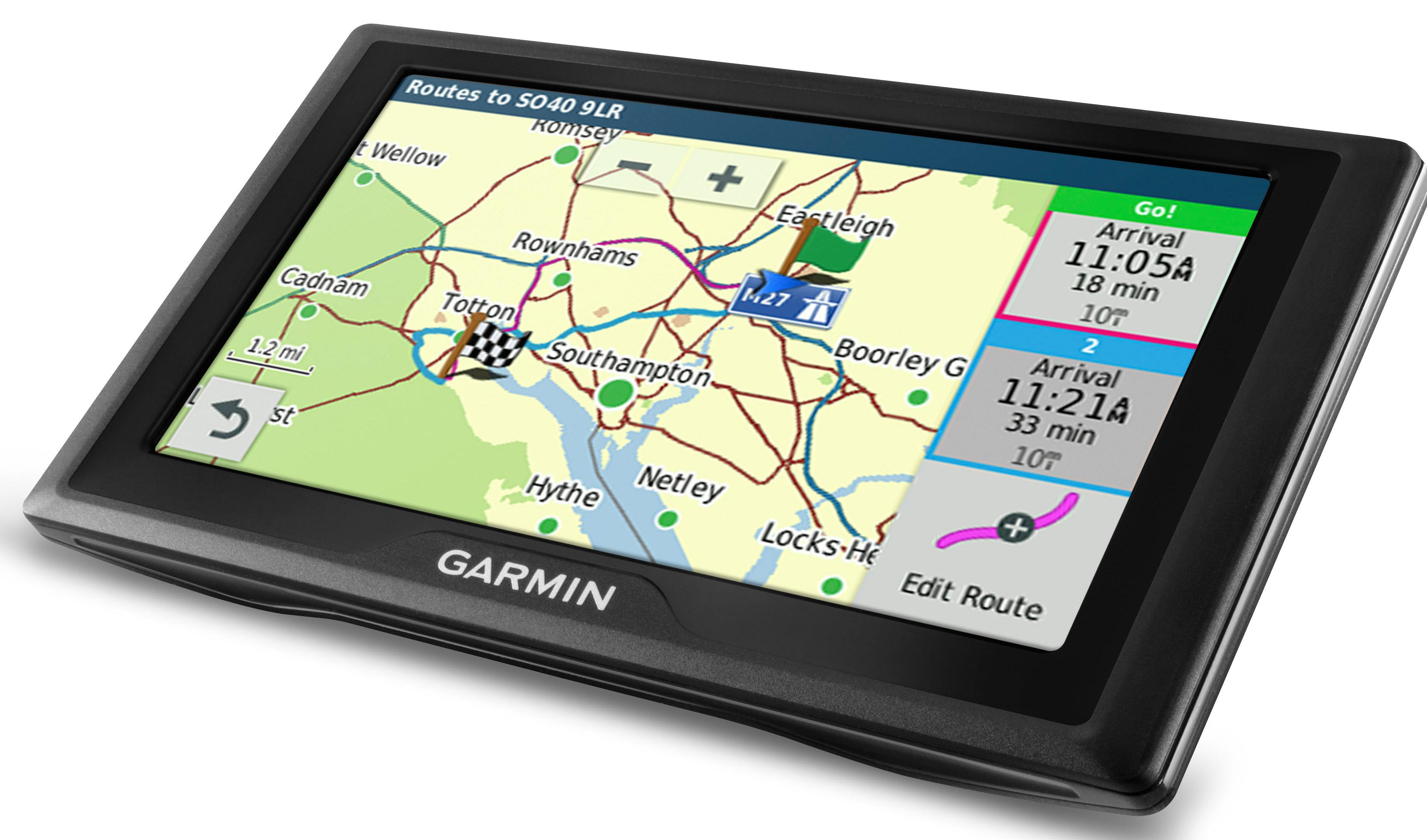 Garmin Drive LM Sat Nav GPS UK ROI Lifetime Maps Updates - Garmin maps for united kingdom