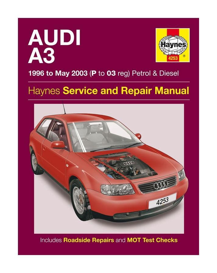 Audi A3 8p Haynes Manual