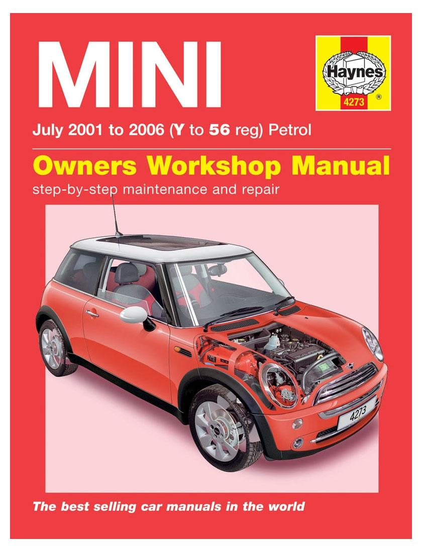 haynes owners workshop manual mini one cooper s 2001 2005 petrol rh ebay co uk mini one manual 2010 pdf mini one manual 2002