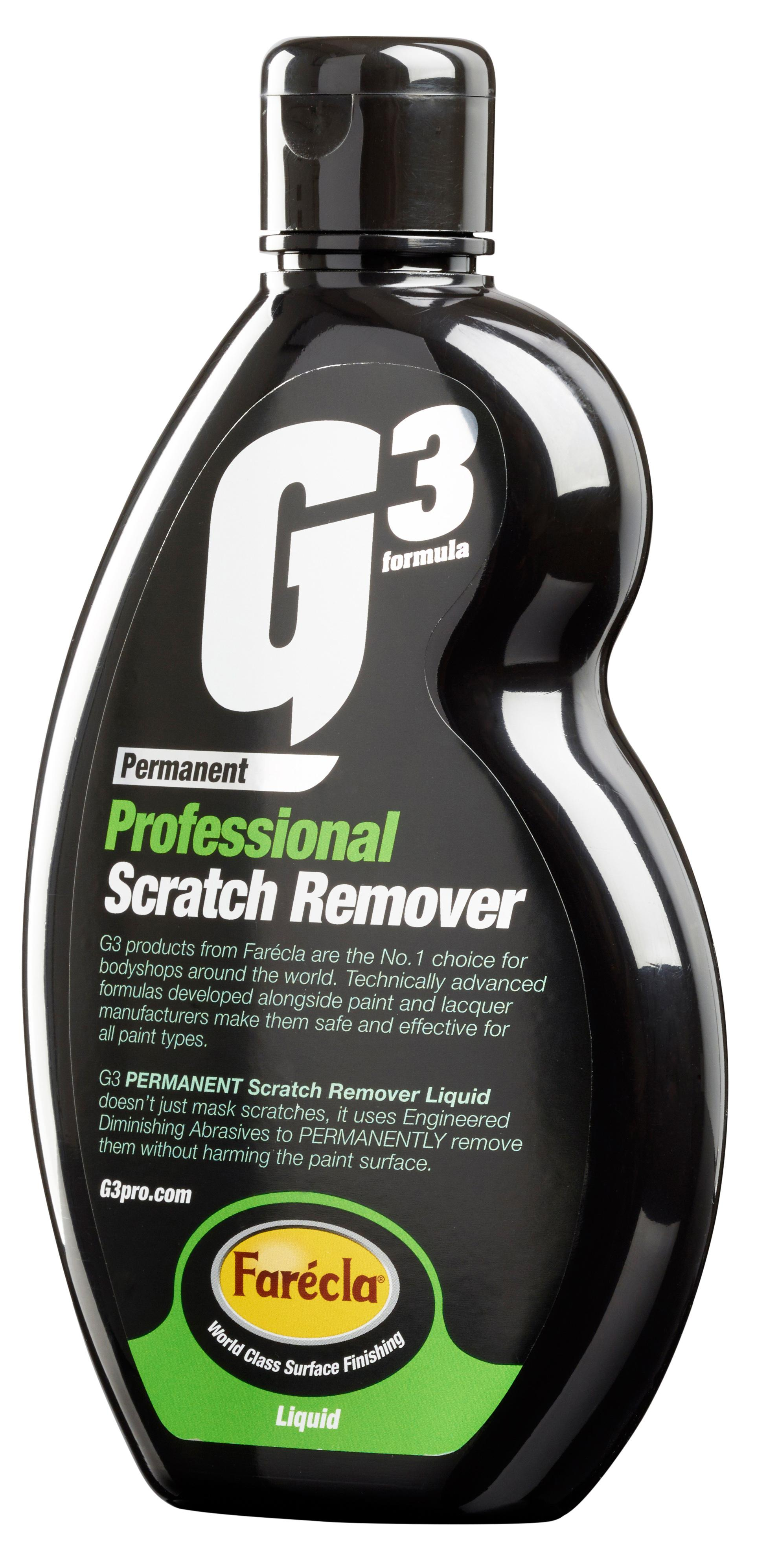 Farecla G3 Permanent Scratch Remover Liquid 500ml Car Paint Bodywork