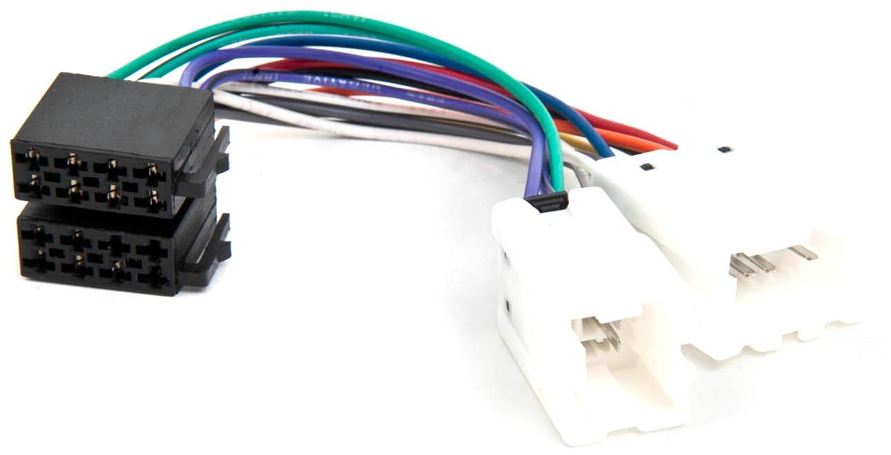 autoleads iso pc2 76 4 car audio stereo harness adaptor connector rh ebay co uk Automotive Wiring Harness jvc 16 pin wiring harness halfords