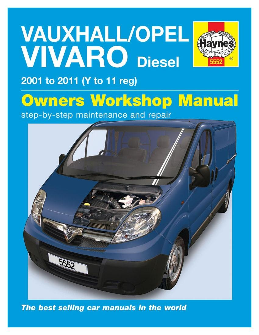 Haynes owners workshop manual vauxhall opel vivaro 2001 2011 diesel haynes owners workshop manual vauxhall opel vivaro 2001 2011 diesel maintenance swarovskicordoba Images