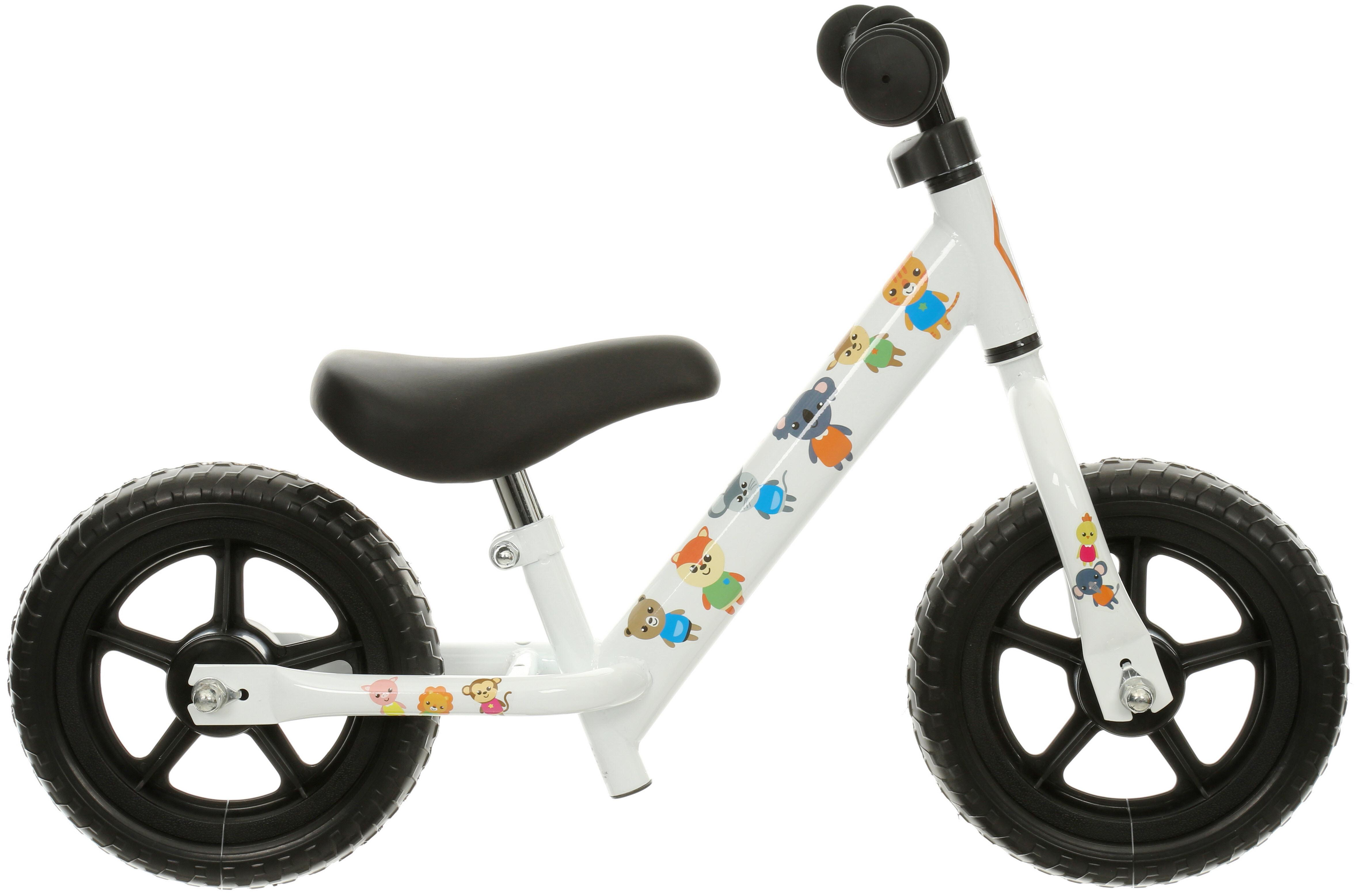 "Indi Adapt Balance Bike 10"" Plastic Wheels Strong Steel ...  Indi Adapt Bala..."