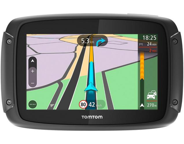 tomtom rider 420 4 3 european maps motorcycle motorbike sat nav gps navigation ebay. Black Bedroom Furniture Sets. Home Design Ideas