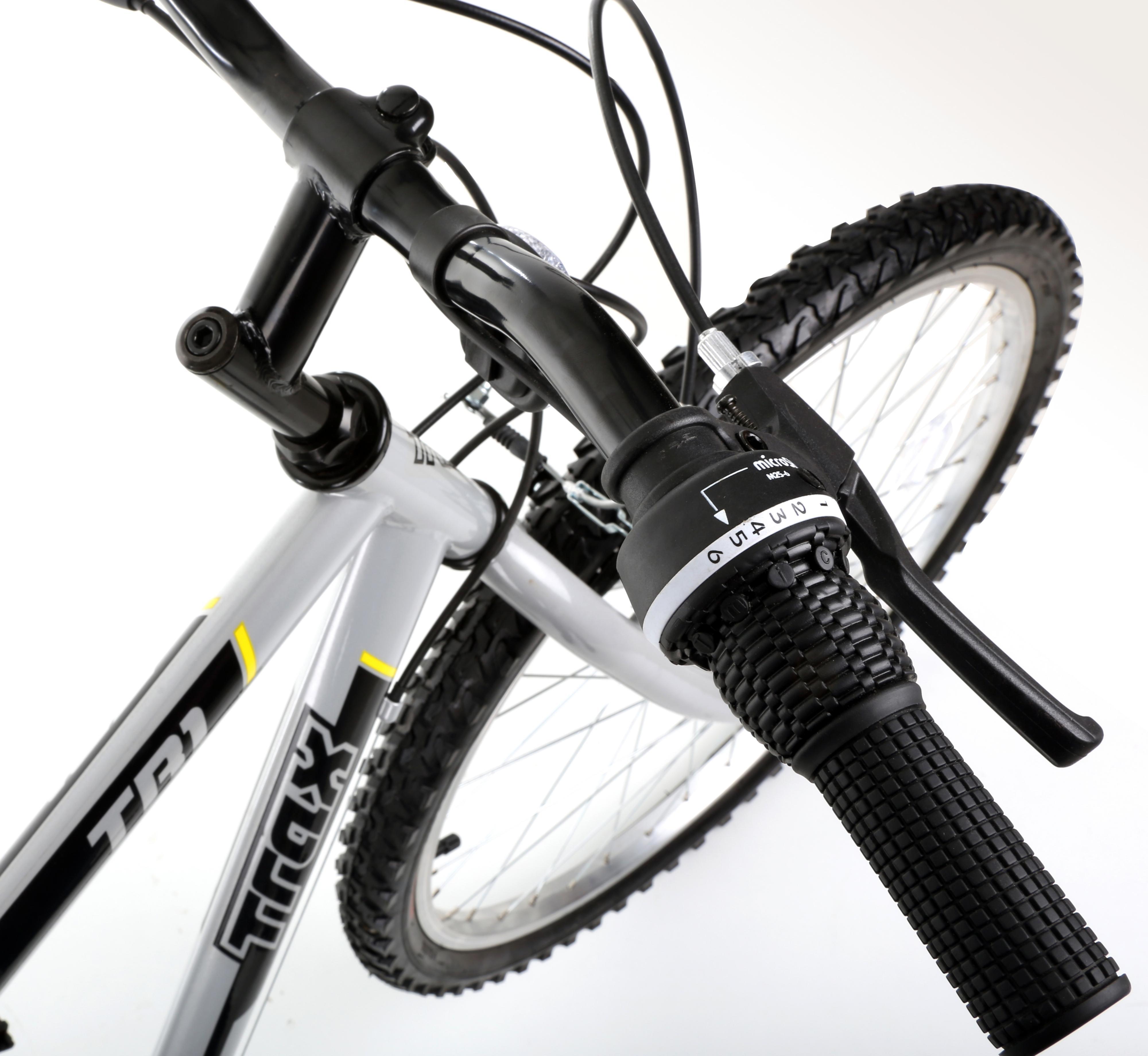 Trax Tr 1 Rigid Mountain Bike Bicycle 26 Inch Wheels Steel Frame