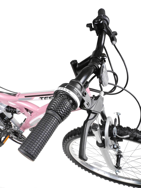 Trax Tfs 1 Womens 26 Inch Wheels Full Suspension Mountain Bike