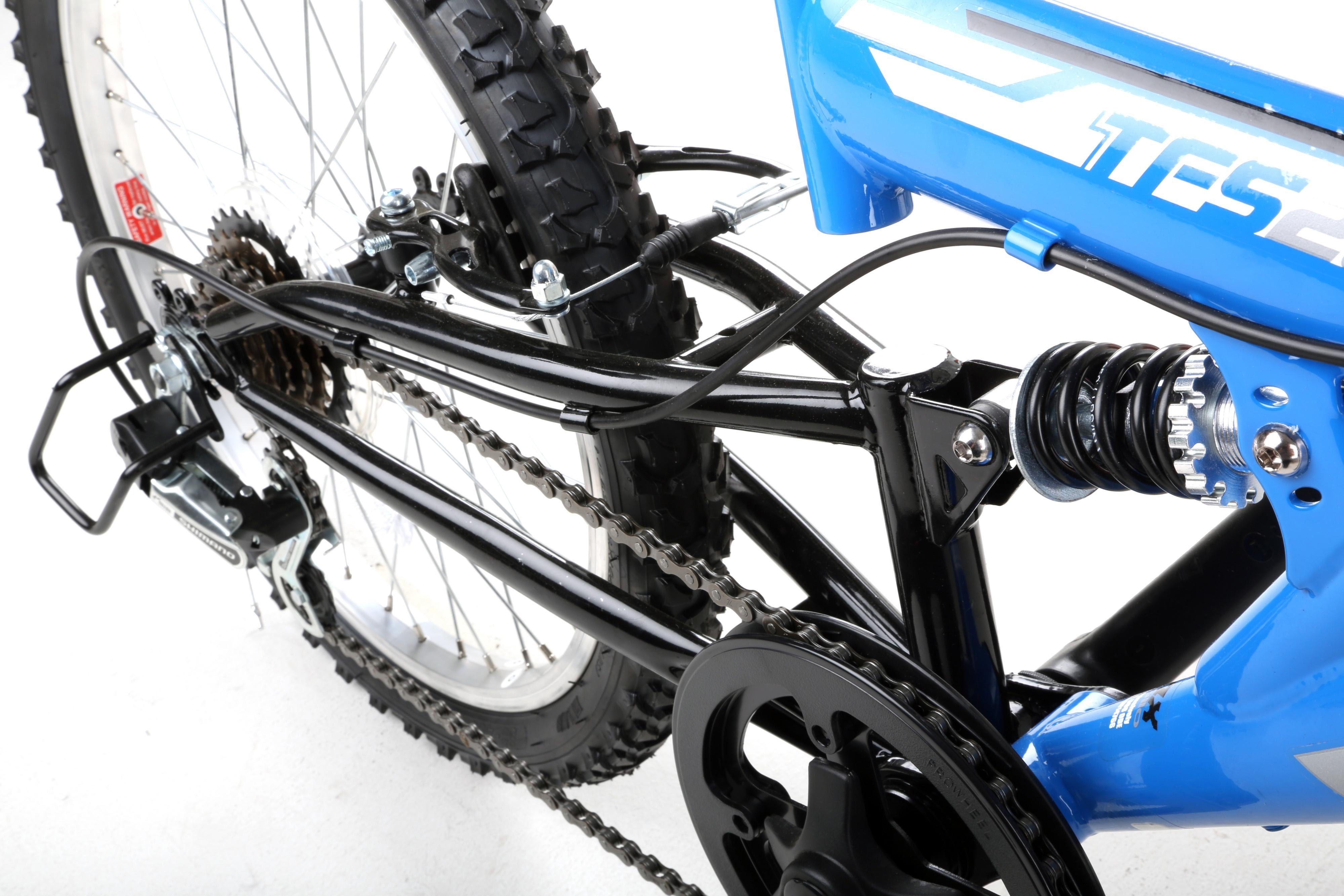 Trax Tfs 20 Boys Mountain Bike Bicycle 20 Inch Wheels Steel Frame