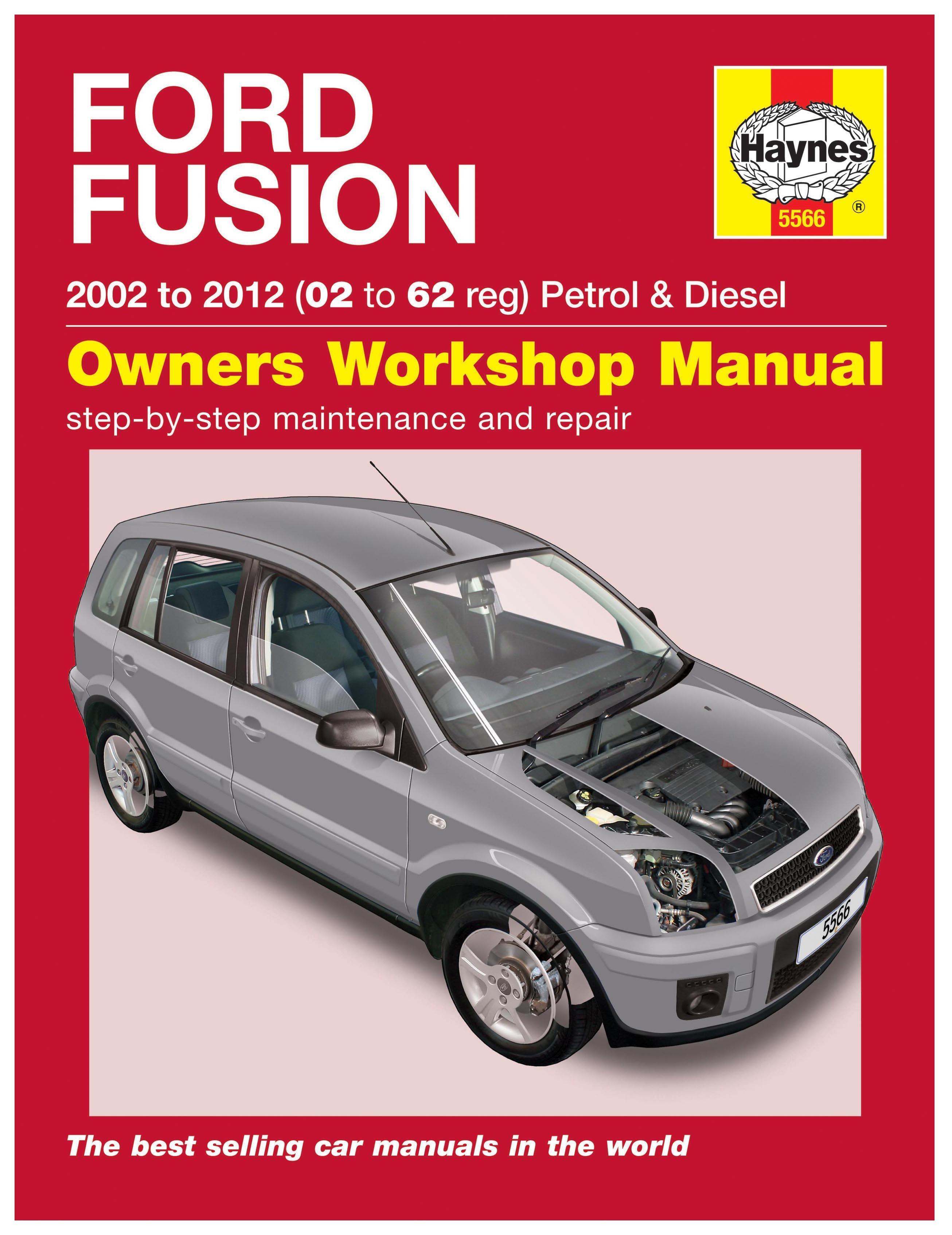 haynes ford fusion petrol diesel 02 12 car maintenance repair rh ebay co uk manual ford fusion 2014 2011 ford fusion car manual