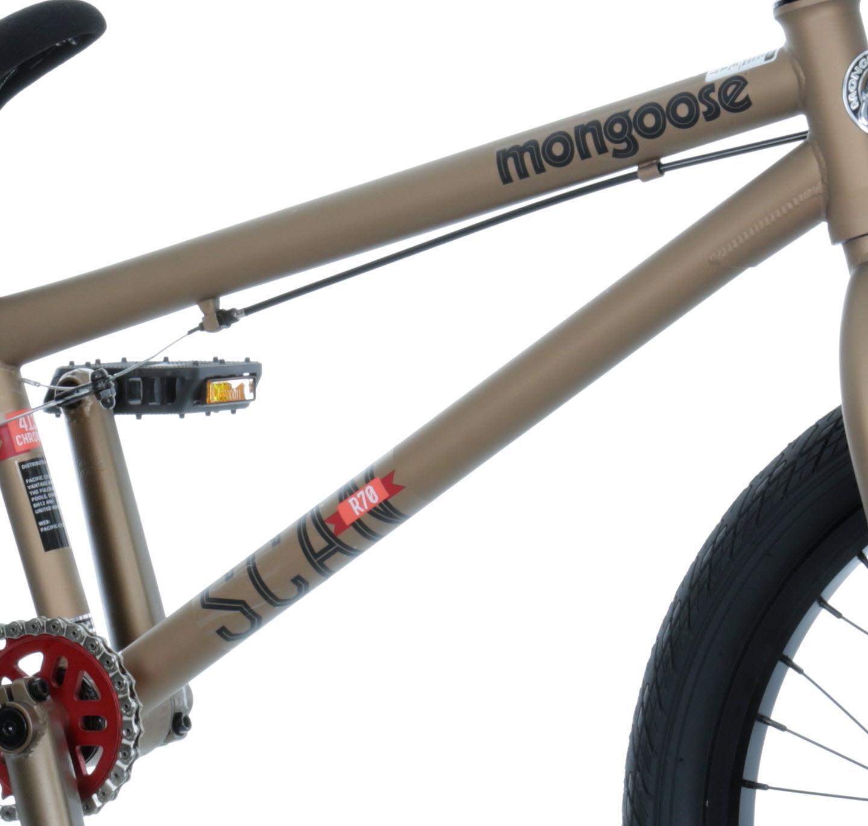 how to build a bmx bike frame