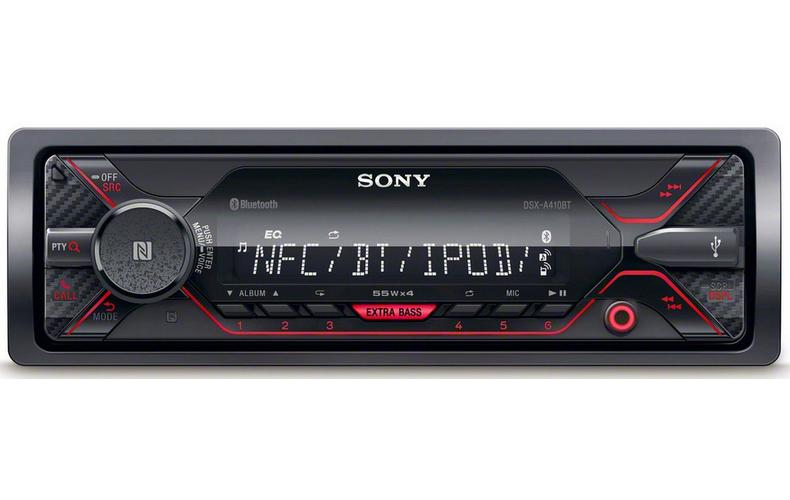 Buy sony car stereos head units ebay sony dsx a410bt car stereo bluetooth connection usb ipod voice control publicscrutiny Image collections