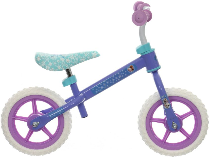 Frozen Kids Toddler Girls Training Balance Bike 2-4 Years -1268