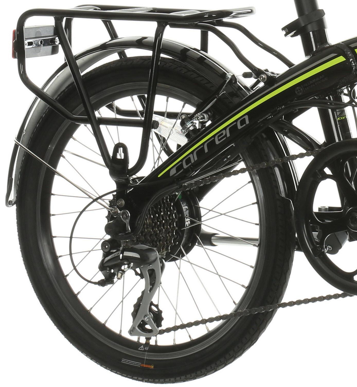 Carrera Crosscity Womens Mens Unisex Electric Bike 20 Wheels