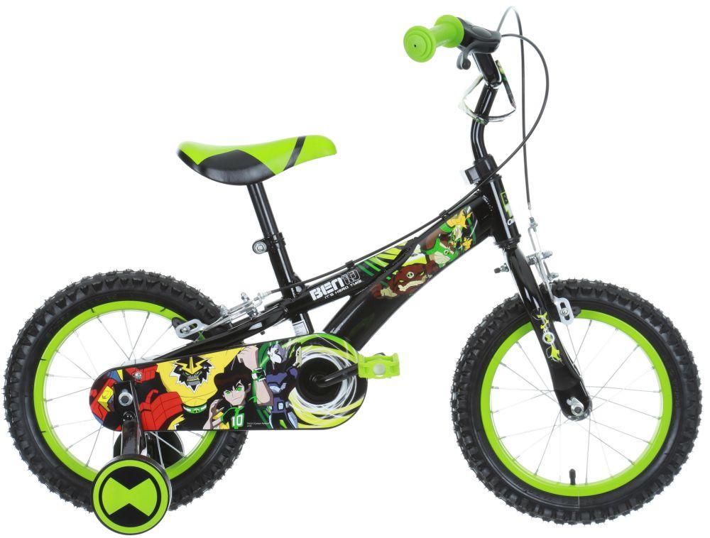 Ben 10 Omniverse Boys Bike Bicycle 14\