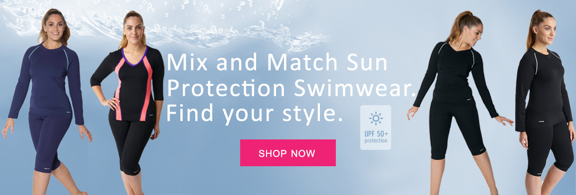 Mix & Match Swimwear
