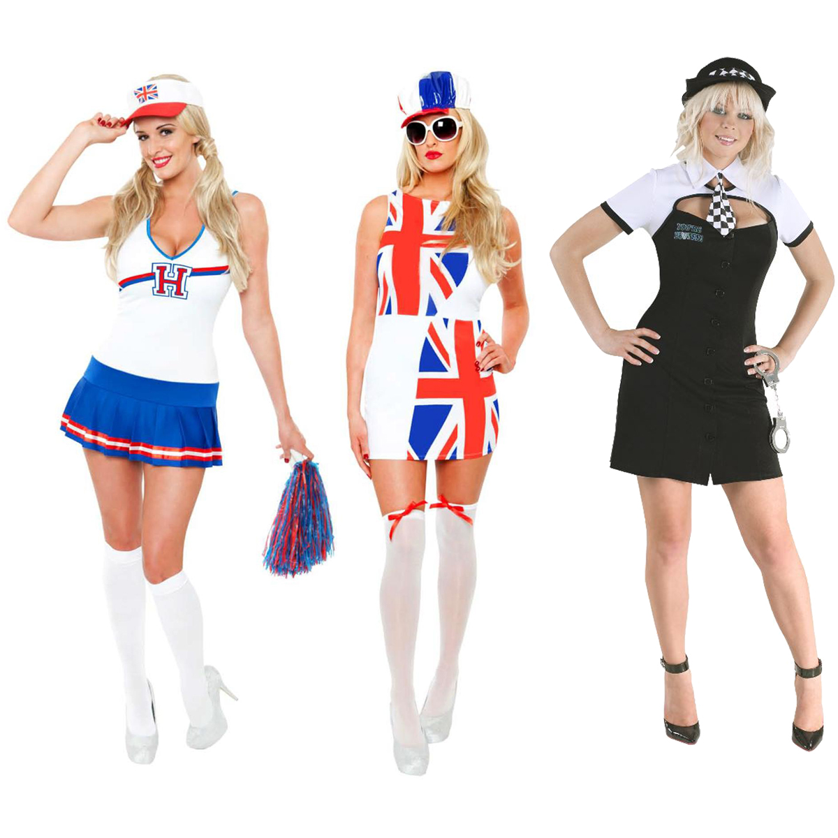 Ladies Womens Fancy Dress HALLOWEEN Outfit Costume Hen