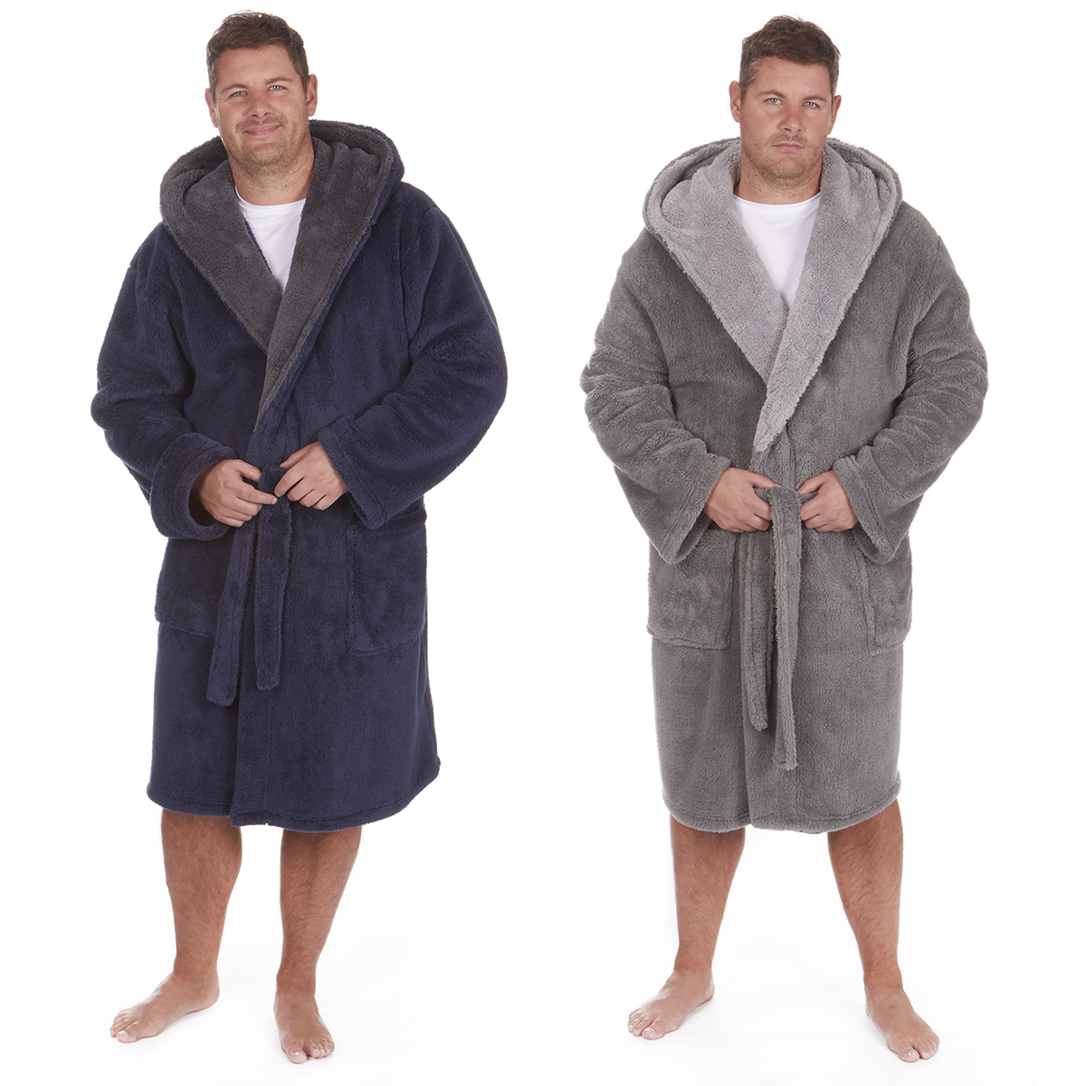 Mens Dressing Gown With Hood - Home Decorating Ideas & Interior Design