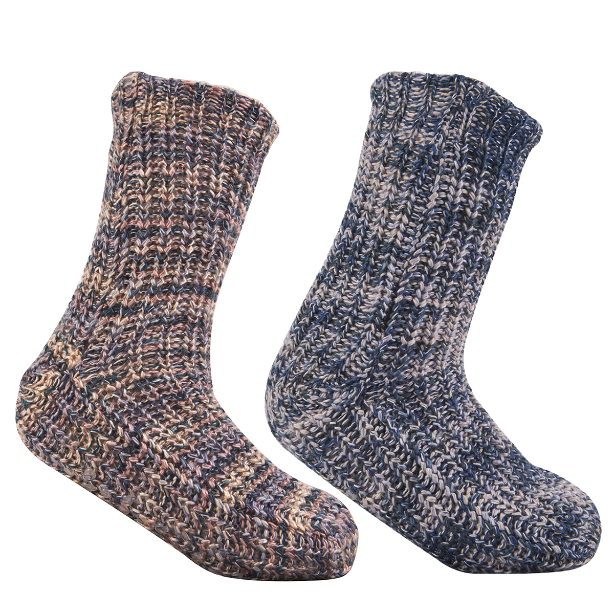 6 Pairs Winter Women Ladies Warm Cosy Lounge Soft Floor Fluffy Bed Socks Durable