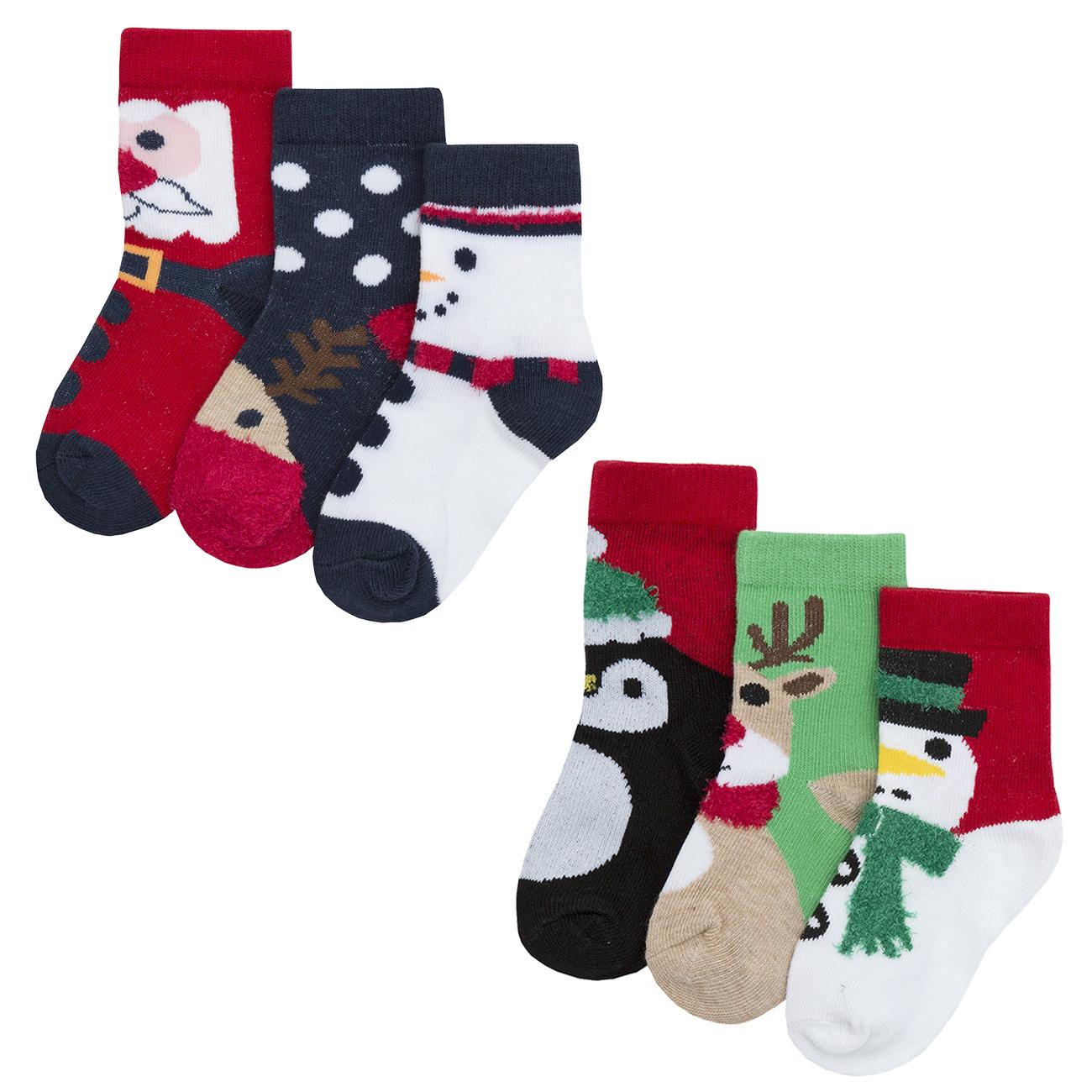 Boys Christmas Socks.Details About Babies Baby Boys Girls Novelty Christmas Socks Stocking Filler Cotton Rich Xmas