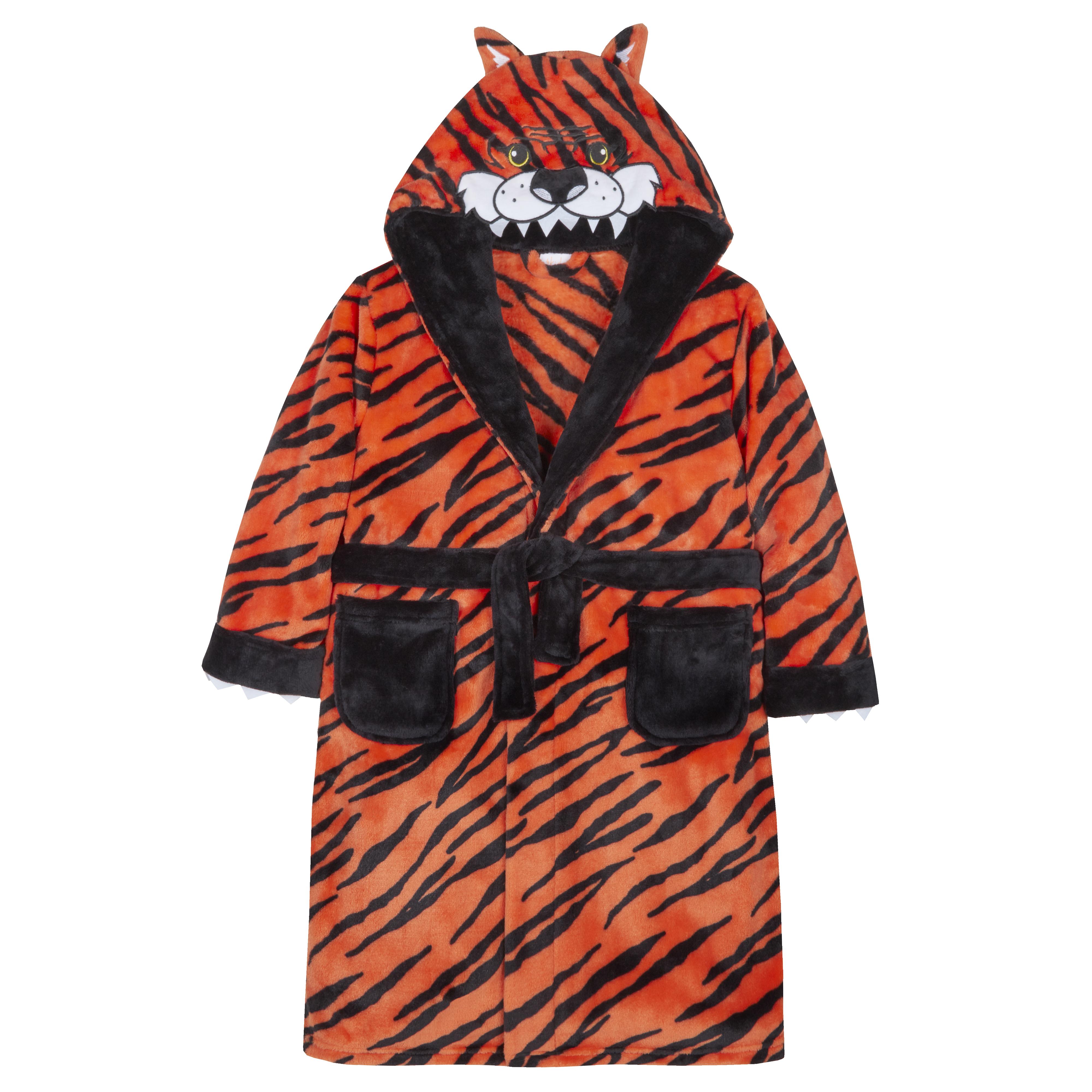 Metzuyan Boys Kids Gaming Gamer Novelty Dressing Gown Robe