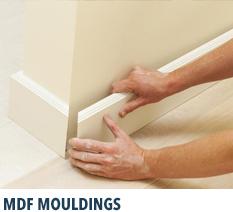 MDF Mouldings